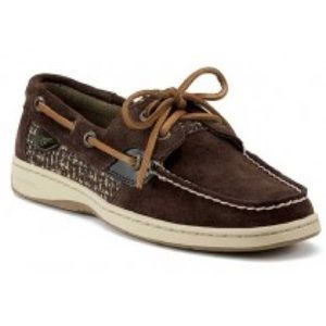 Sperry Topsider Bluefish Boucle Boat Shoe